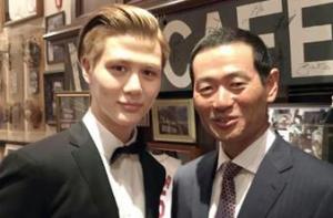 【悲報】桑田真澄の息子、洋ゲーのキャラクリに失敗したような顔になる